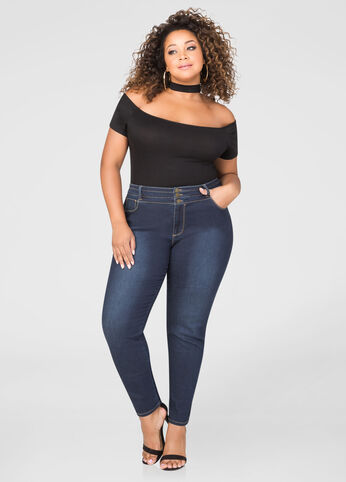 Power Flex Skinny Jeans