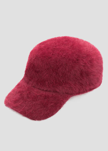 Angora Baseball Hat