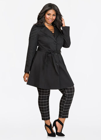 #BossBabe Plus Size Outfit
