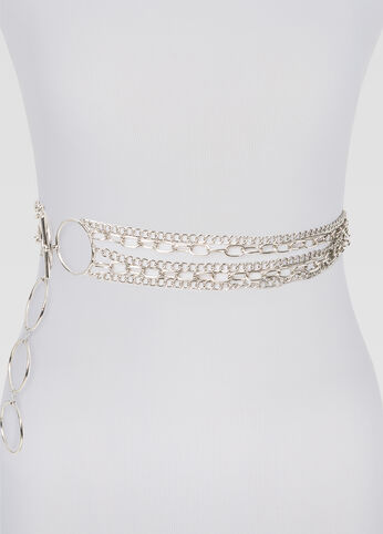 Multi Row Chainlink Toggle Belt