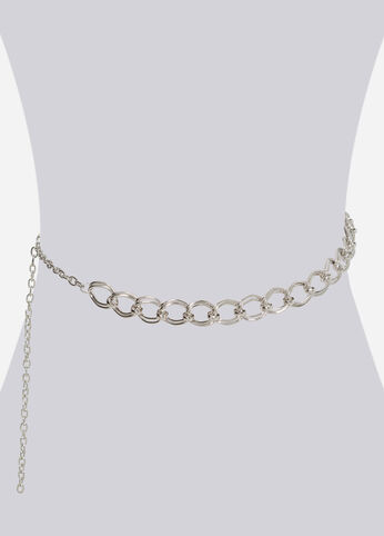 Metal Chain Link Belt