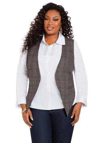 Open Menswear Vest