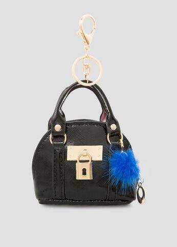 Mini Handbag Keychain Charm