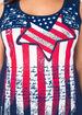 Stars And Stripes T-Shirt Dress
