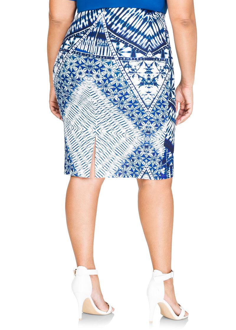 Batik Skirt 21