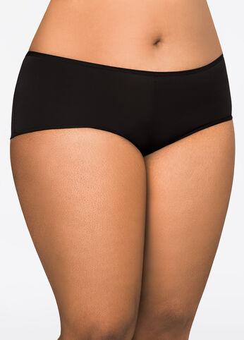 Microfiber Boyleg Panty