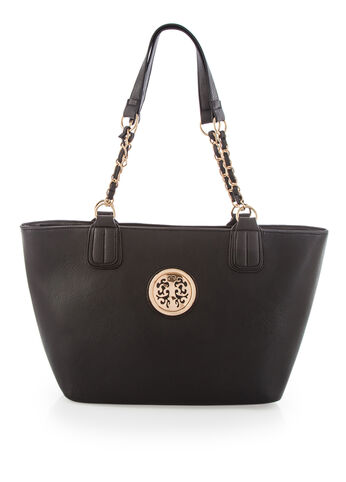 Medallion Tote