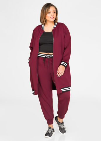 Active and Awesome Plus Size Outfit