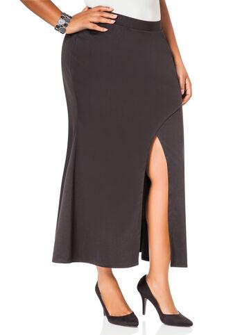 38inch Ponte Drama Skirt