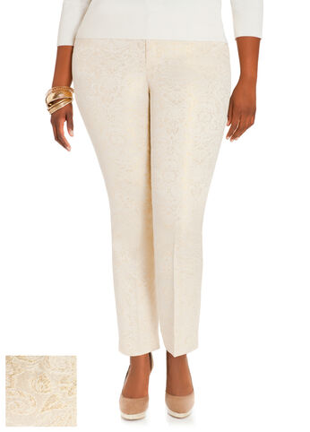 Baroque Ankle Pant