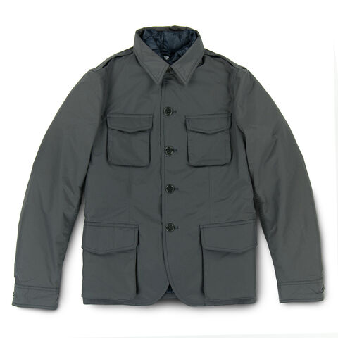 Nylon Laminate New Orlosky Jacket