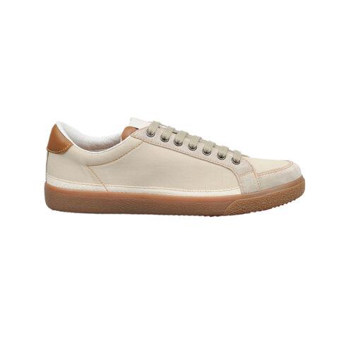 Sneakers Basse In Canvas E Sue