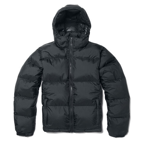 Padded Nylon Valance Jacket