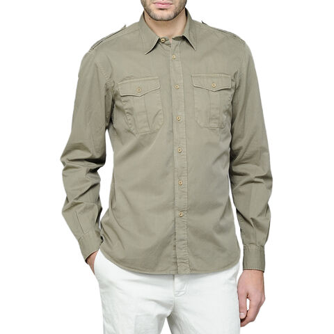Camicia Coloniale Gurka