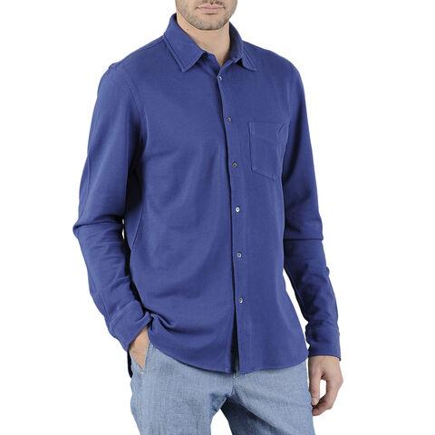 Camicia In Cotone Piquet