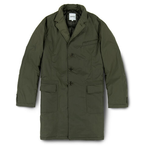 Nylon Laminate Rescaldina Coat