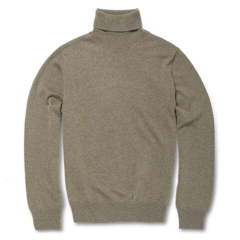 Cashmere Roll-Neck Sweater Mod. M017