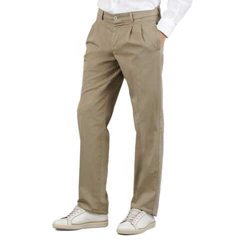 Pantalone New Banana Slim In Gabardine