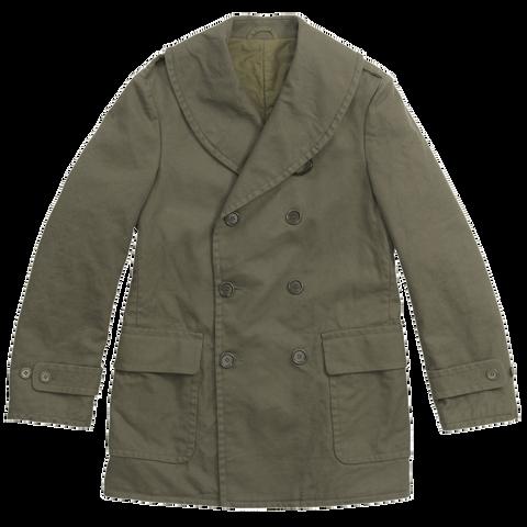 Cappotto Mackinaw In Cotone