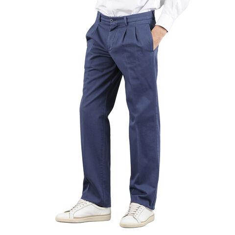 Pantalone New Banana Slim In Gabardine