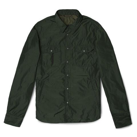 Nylon Shirt Pioggia D'Aprile
