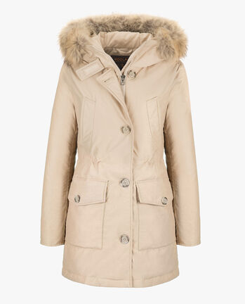 W'S ARCTIC PARKA HIGH COLLAR