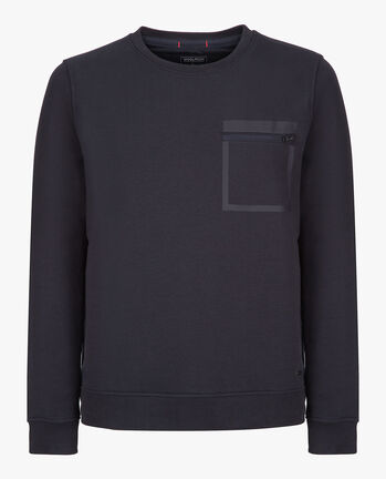 HIGH TECH FLEECE CREW NECK