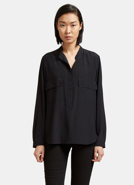 Estelle Silk Shirt