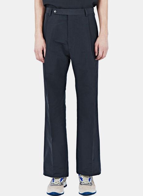Stiff Wide Leg Pants