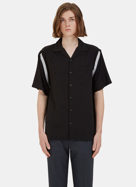 Lanvin Casual Shirt Straight Knit Armhole