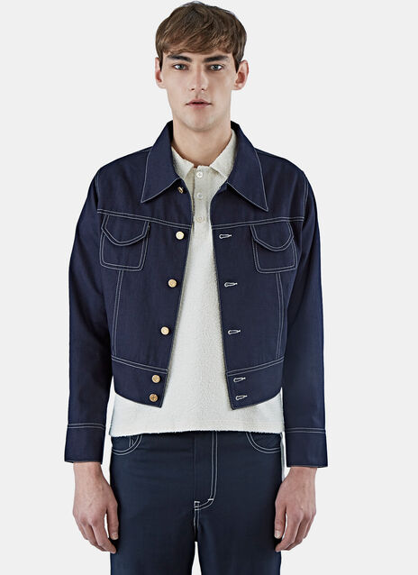 Two Pocket Denim Jacket