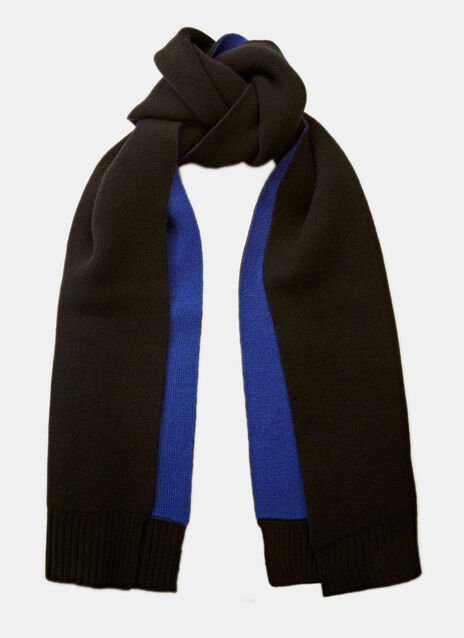 Doubled-Faced Cashmere Scarf