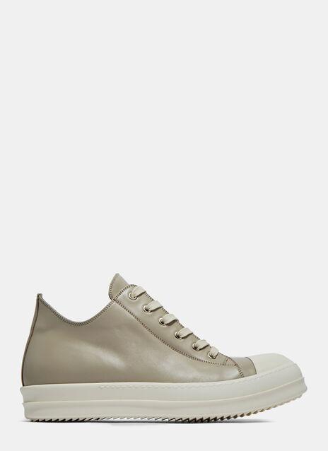 Geobasket Leather Sneakers