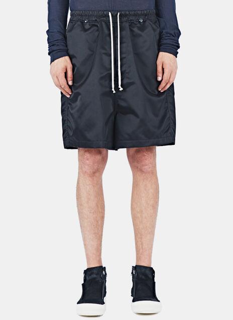 Shiny Faun Shorts