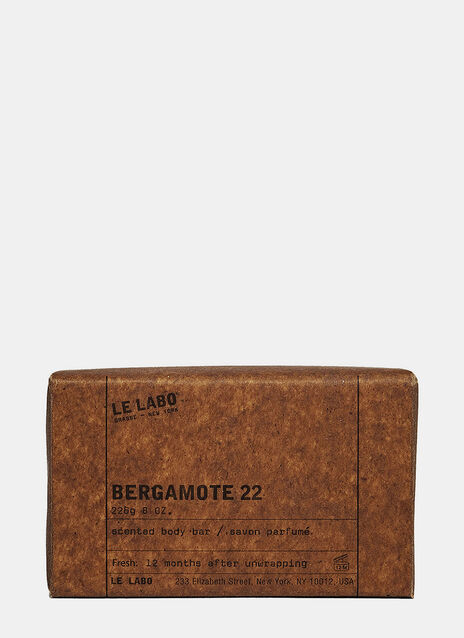 Bergamote Body Bar