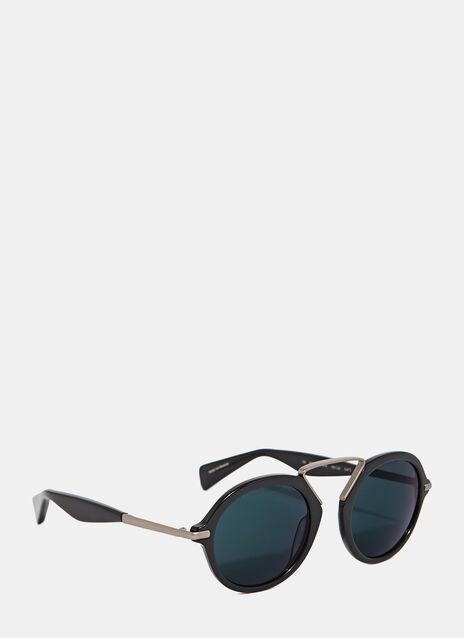 Yohji Yamamoto Männer YY5009 Sonnenbrille