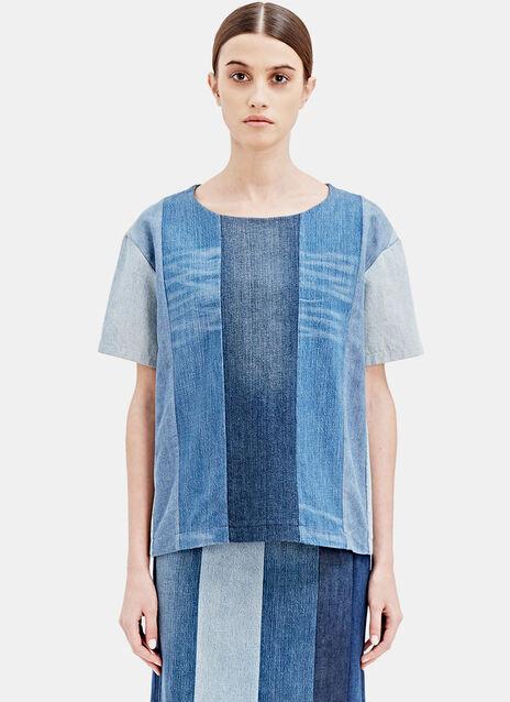 Schmidttakahashi ジーンズ Tシャツ