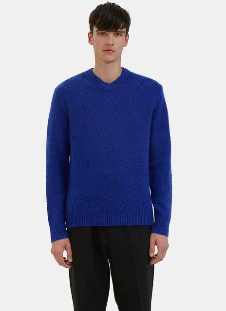 Peele Cashmere Knit Sweater