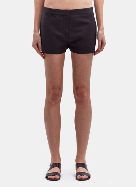 Acne Womens Wool Sailor Shorts