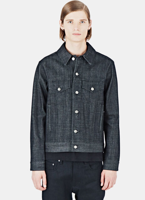 Maxwell Snow Denim Jacket