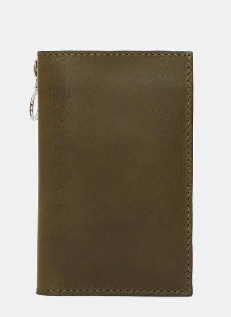 Simple Slim Fold Wallet