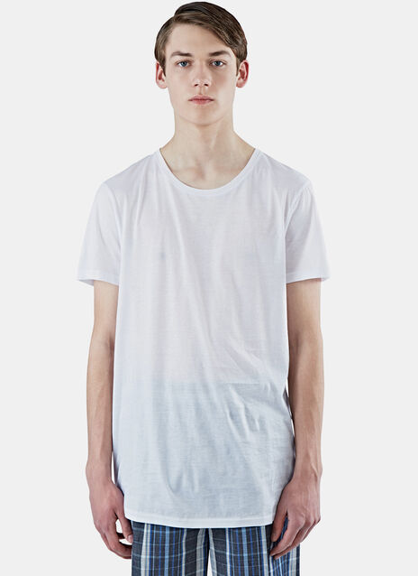 Ness Long Round Neck T-Shirt