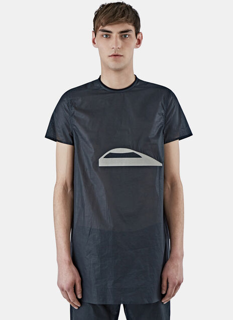 Oversized Sheer Cyclops T-Shirt