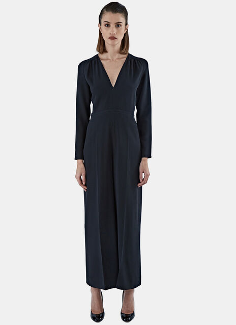 Rosie Long Sleeved Wide Leg Jumpsuit