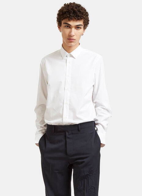 Saint Laurent Shirt West Poches