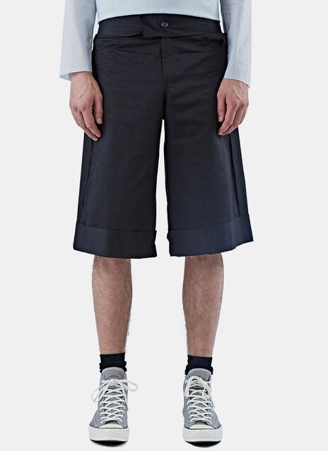 Long Loose Shorts