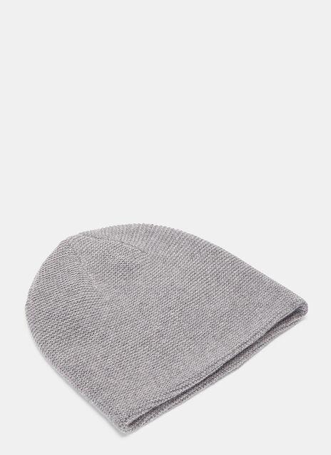 Kape Lambswool Knit Hat