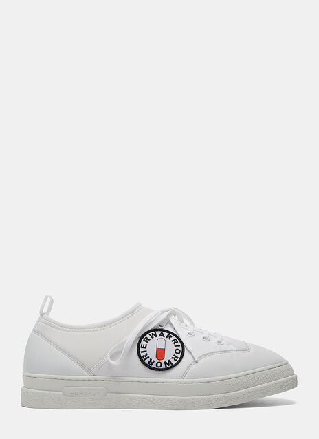 POLLON Patch Sneakers