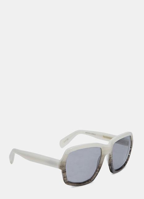 x Kirk Originals Large 50s Monte Carlo Sunglasses