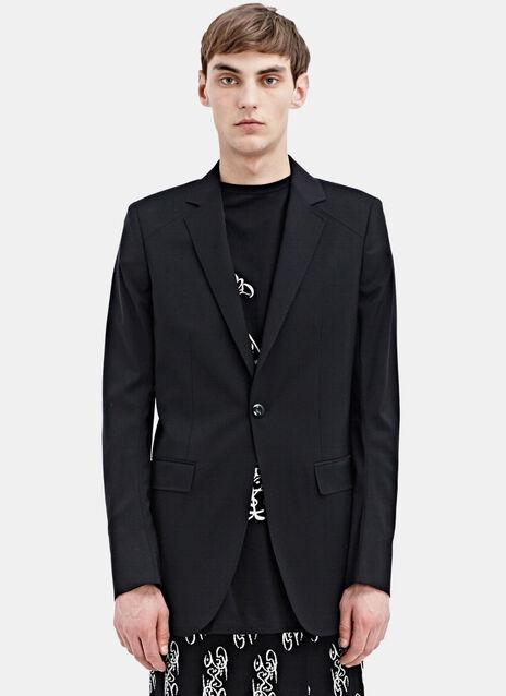 Thamanyah Single Breasted Jacket